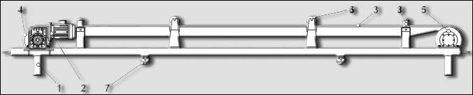Ленточный конвейер — ЛК-800