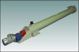 Винтовой конвейер - У9-УКВ-200(в трубе)