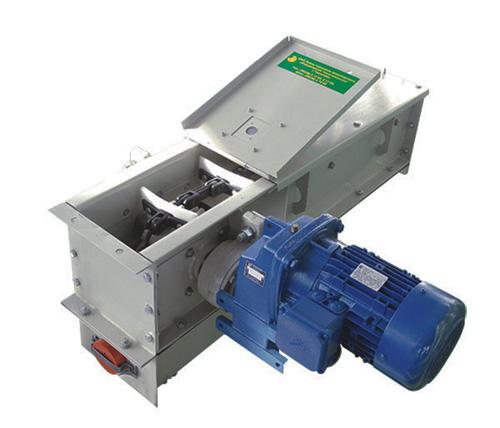 Конвейеры с погруженными скребками типа 2КПС(3С)