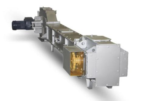 Конвейеры с погруженными скребками типа КПС(2М) и КПС(2М)-Т