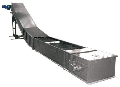 Конвейер с погруженными скребками КПС(Д)