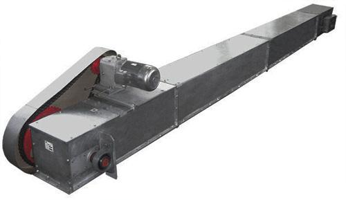 Конвейер с погруженными скребками типа КПС(3)
