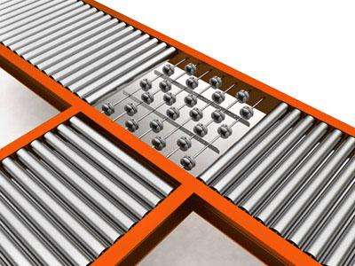 Роликовый стол